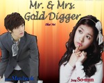 Mr. & Mrs. Gold Digger