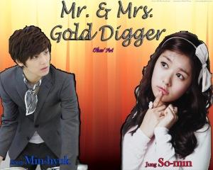Mr. & Mrs. Gold Digger